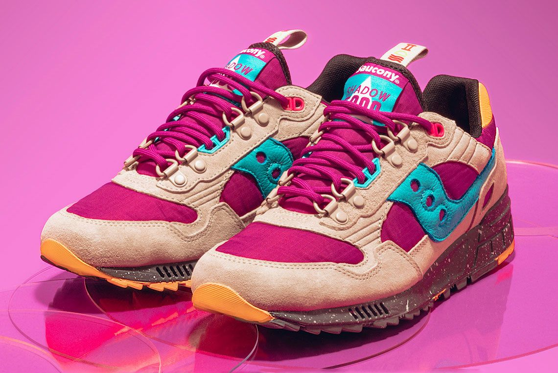 Saucony 'Astrotrails' Pack