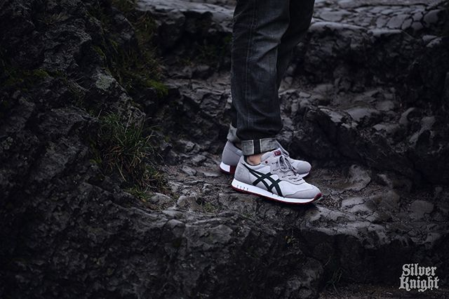 The Good Will Out Onitsuka Tiger X Caliber Silver Knight 5
