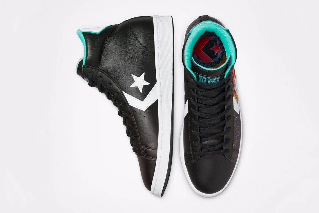 NBA Jam x Converse Pro Leather