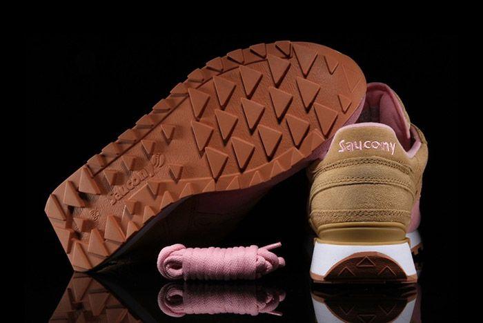 Saucony Shadow Original Tan Pink 4
