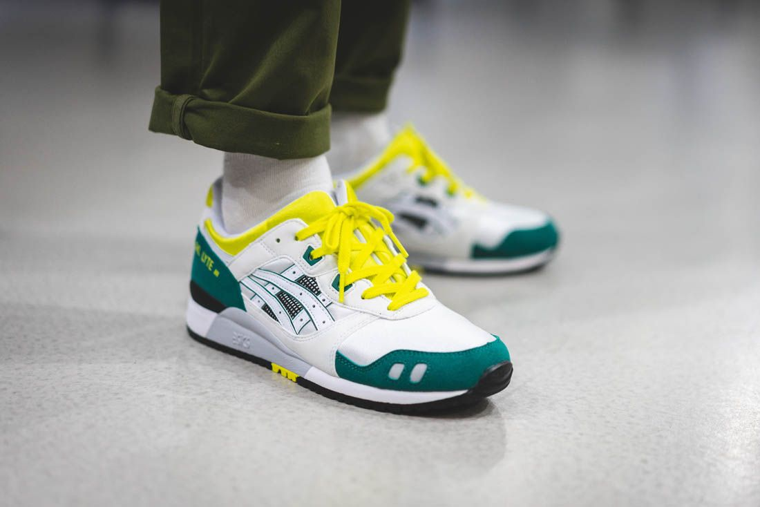 Asics Gel Lyte Iii Hanon Thomas Lindie Interview Og Lindie On Feet