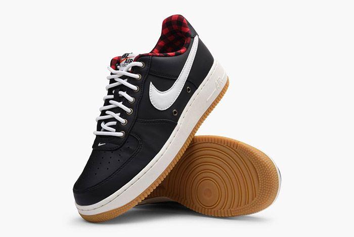 Nike Air Force 1 07 Lv8 Black 3