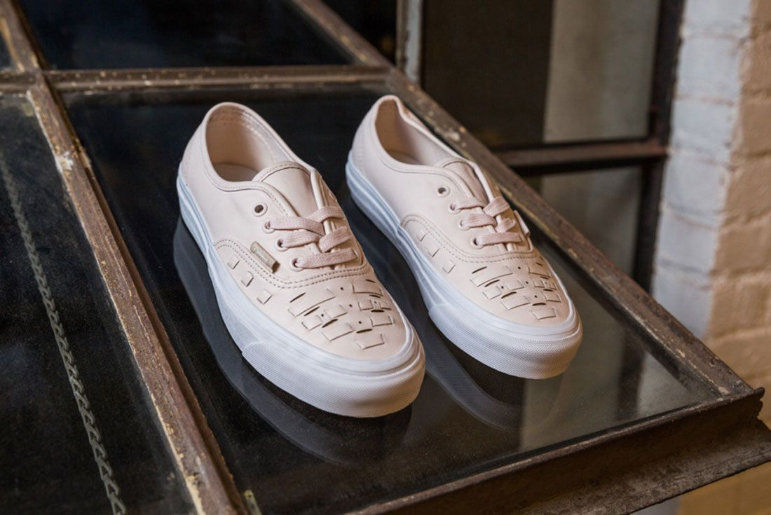 Vans Woven Leather Collection 2