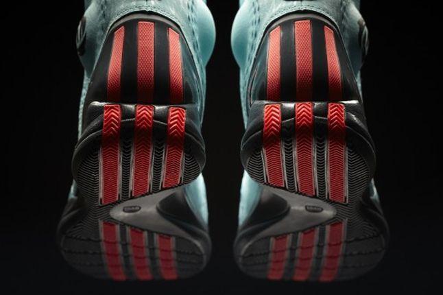 Adidas D Rose 3 Chi Town Heel Hero Reflect 1