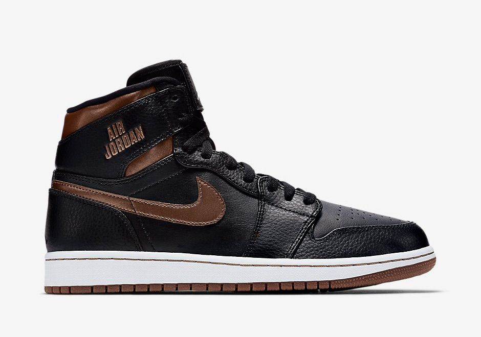Air Jordan 1 Rare Air Black Bronze 3