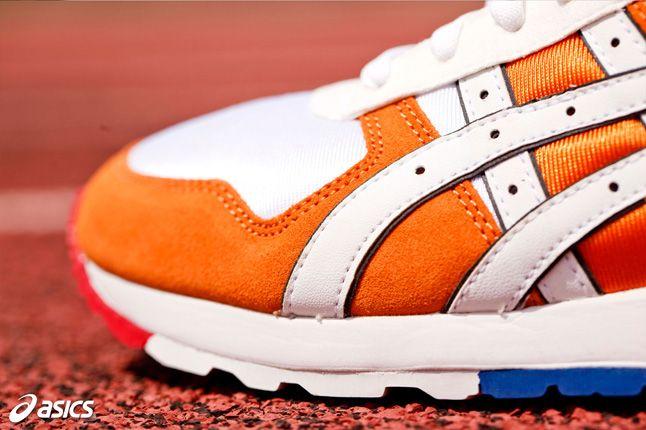 ASICS x Netherlands Olympic Team GT-2 Toe Box