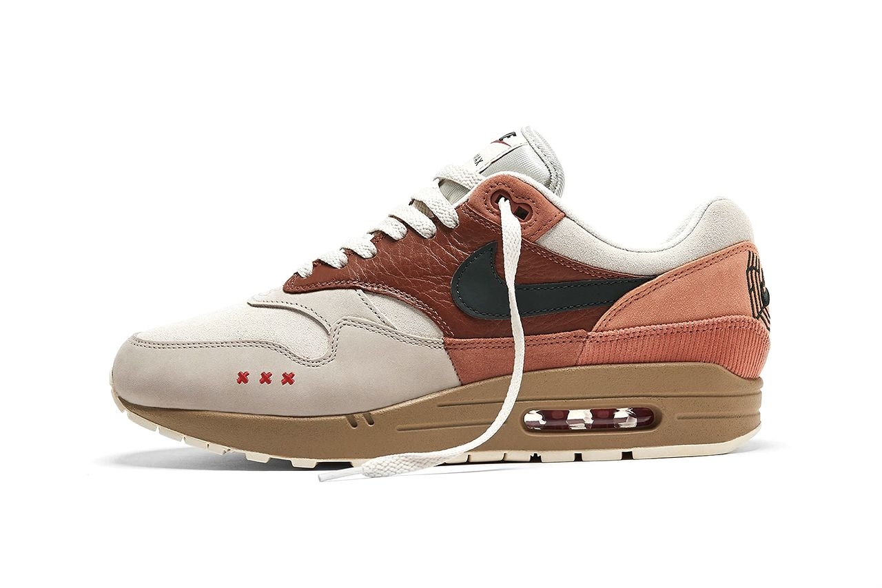 Nike Air Max 1 Amsterdam Left