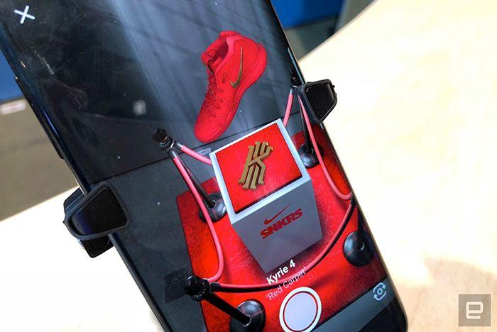 Nike Snkrs Facebook Messenger 9