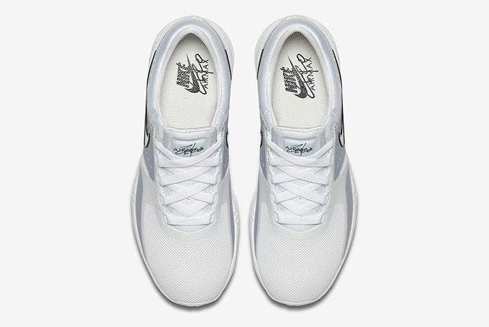 Nike Air Max Zero White Grey 6