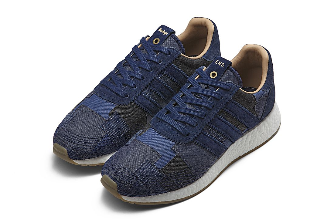 End X Bodega X Adidas Consortium Exchange3