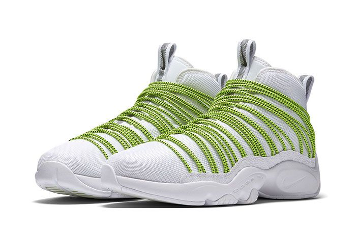 Nike Zoom Cabos Gary Paton White Volt 1