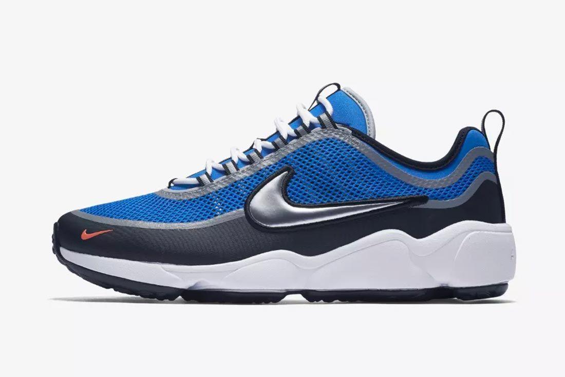 Nike Spiridon Royal Blue Colourway