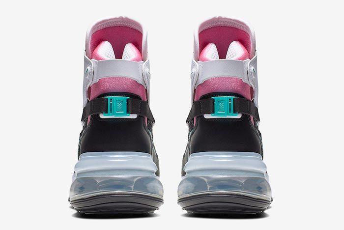 Nike Air Max 720 Saturn Miami Vice Ao2110 002 Heel Shot 2