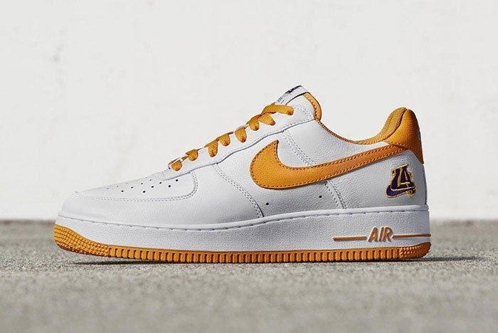 Nike Recap Air Force 1 La