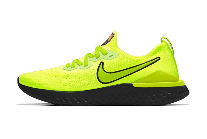 Nike Epic React Flyknit 2 Barcelona Volt