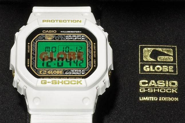 Gshock Watch Globe 11