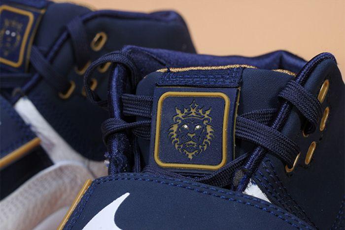 Nike Lebron Sodlier 1 25 Straight 1