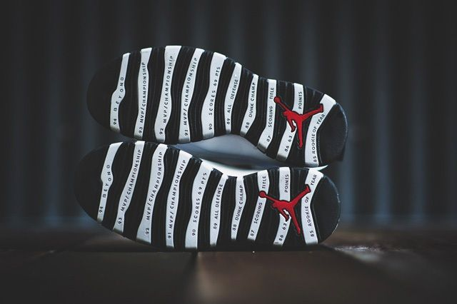 Air Jordan 10 Steel Update 2