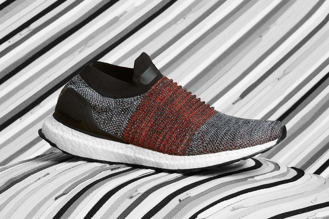 Running Track To Runway A Look At The Laceless Ultra Boost5
