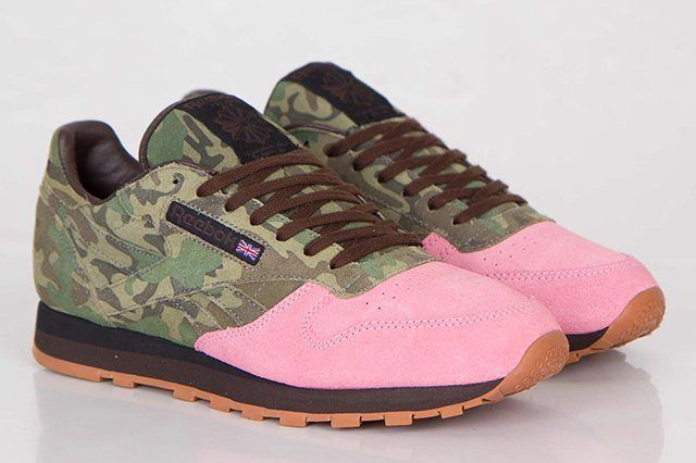 Shoe Gallery Reebok Classic Leather 1