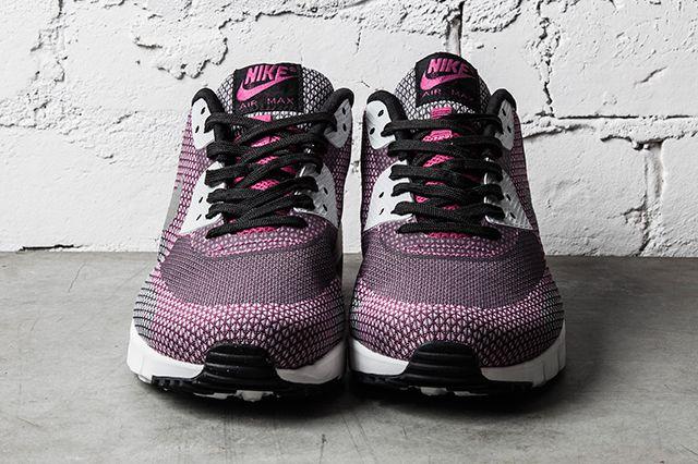 Nike Air Force 1 White Vivid Pink 3