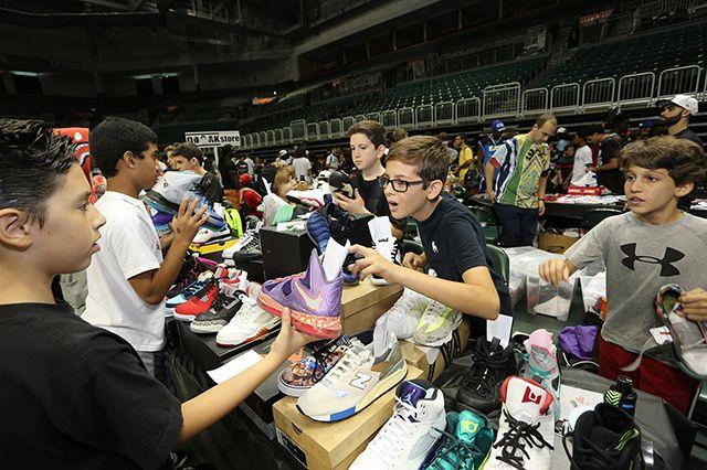 Sneaker Con Miami 201309