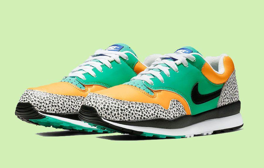 Nike Air Safari Emerald Green Ao3298 300 Release Date 4 Sneaker Freaker