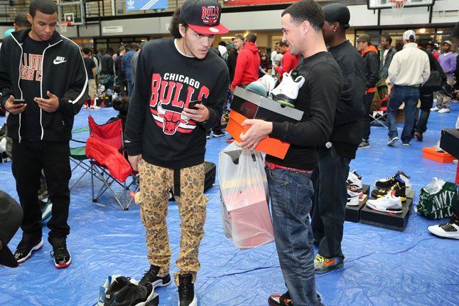 Sneaker Con Atlanta 2013 Bulls 1