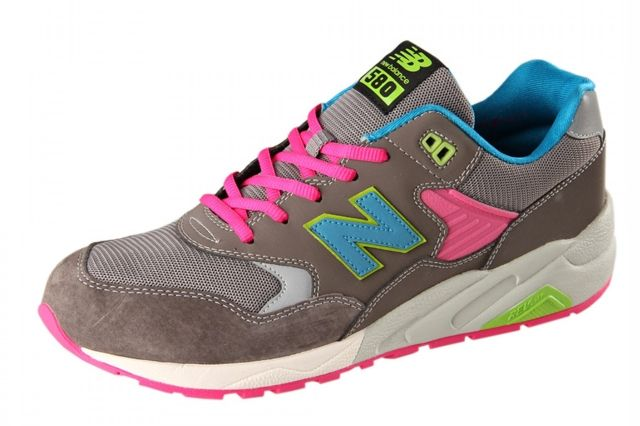 New Balance Mrt580 Ba Grey Pink 3