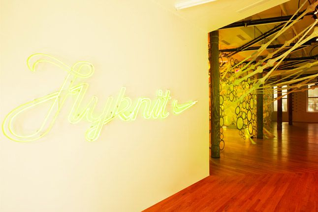 Nike Nyc Flyknit Collective Jenny Sabin New York 1