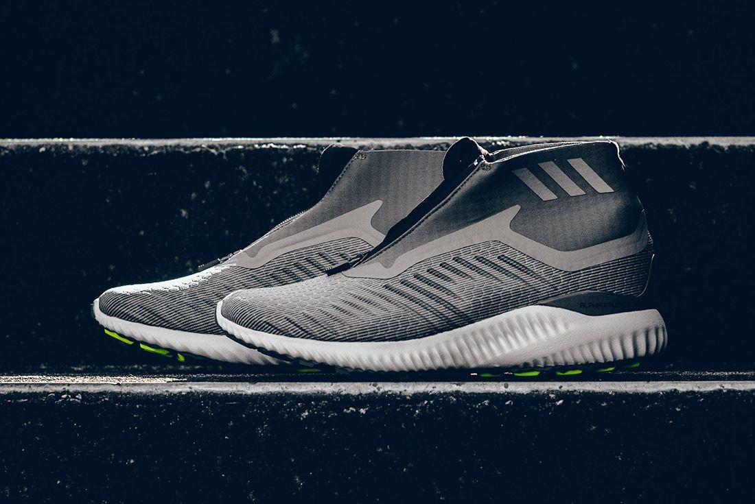 Adidas Alphabounce Zip  Grey3