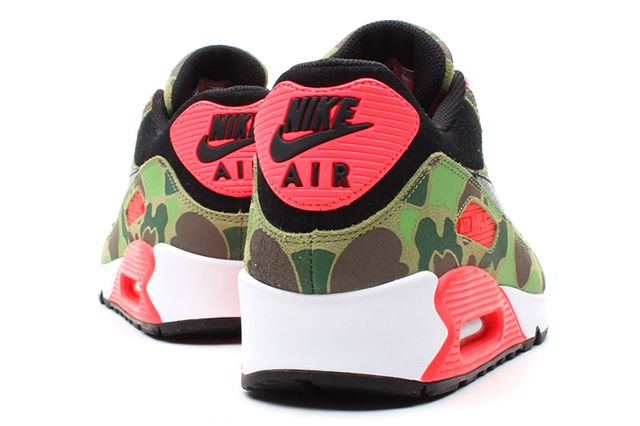 Nike Air Max 90 Prm Duck Infra Camo Pack Atmos Exclusive 9