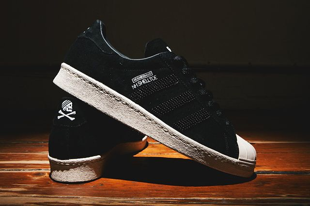 Adidas Originals X Neighborhood Fw14 Shelltoes 20
