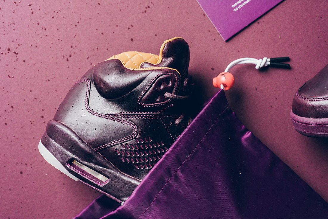 Air Jordan 5 Retro Premium Bordeaux 881432 612 Sneaker Freaker 3