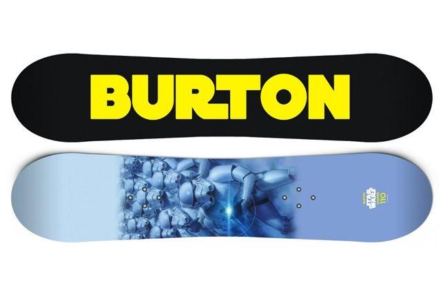 Burton Star Wars Snowboard 5 1