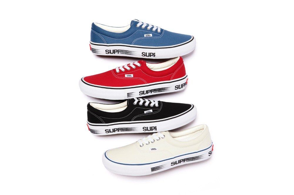 Supreme X Vans Motion Logo Era Collection 002
