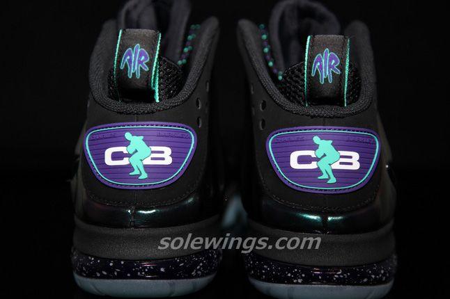 Nike Charles Barkley Posite Max Pair Heels 1