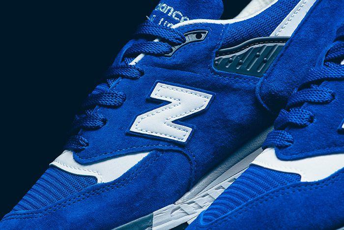 New Balance 998 Made In Usa Royal Blue 5