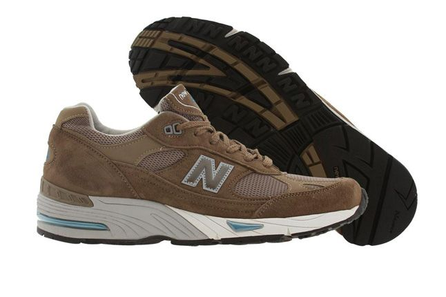 New Balance 991 Pys Exclusive Brown Side Sole 1