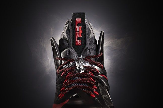 Nike Lebron Bred 1