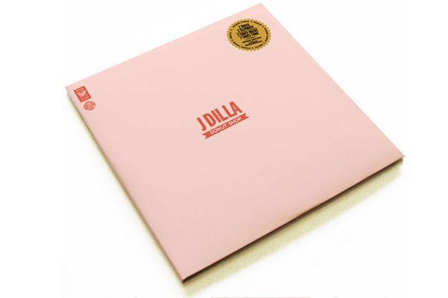 J Dilla Donut Shop Serato 1 2