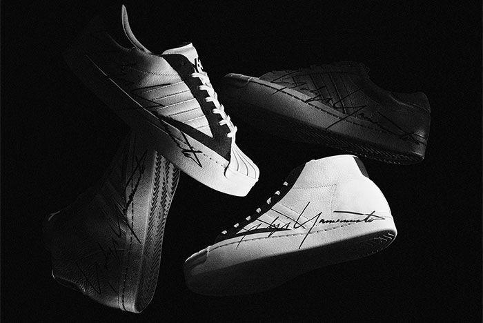 Adidas Y3 Yohji Star Yohji Pro