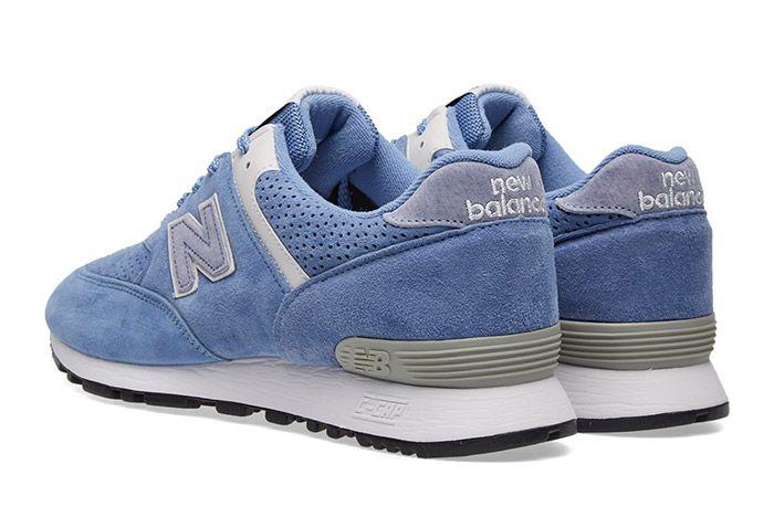 New Balance 576 Womens Blue 6