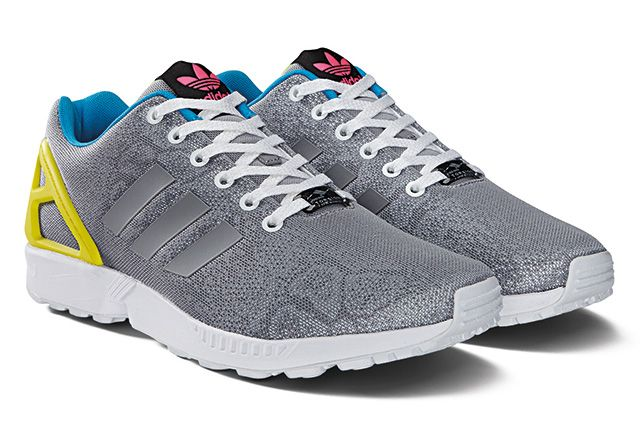 Adidas Originals Zx Flux Reflective Pack 4
