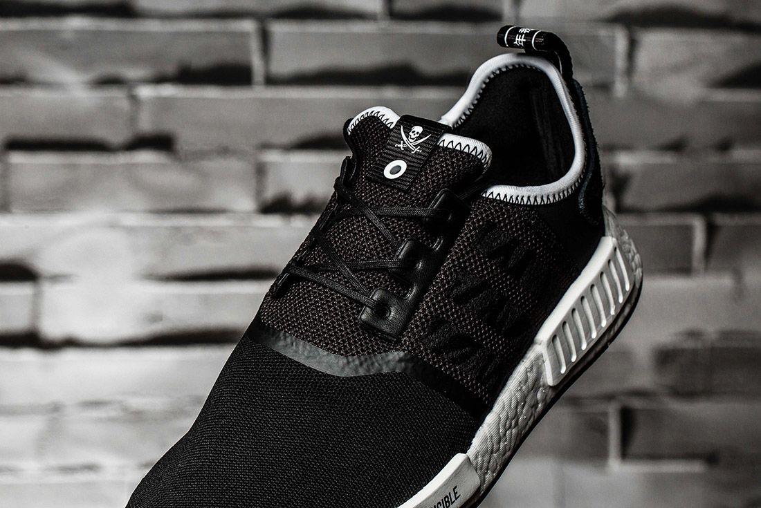 Invincible X Neighborhood X Adidas Nmd R1 6 Sneaker Freaker