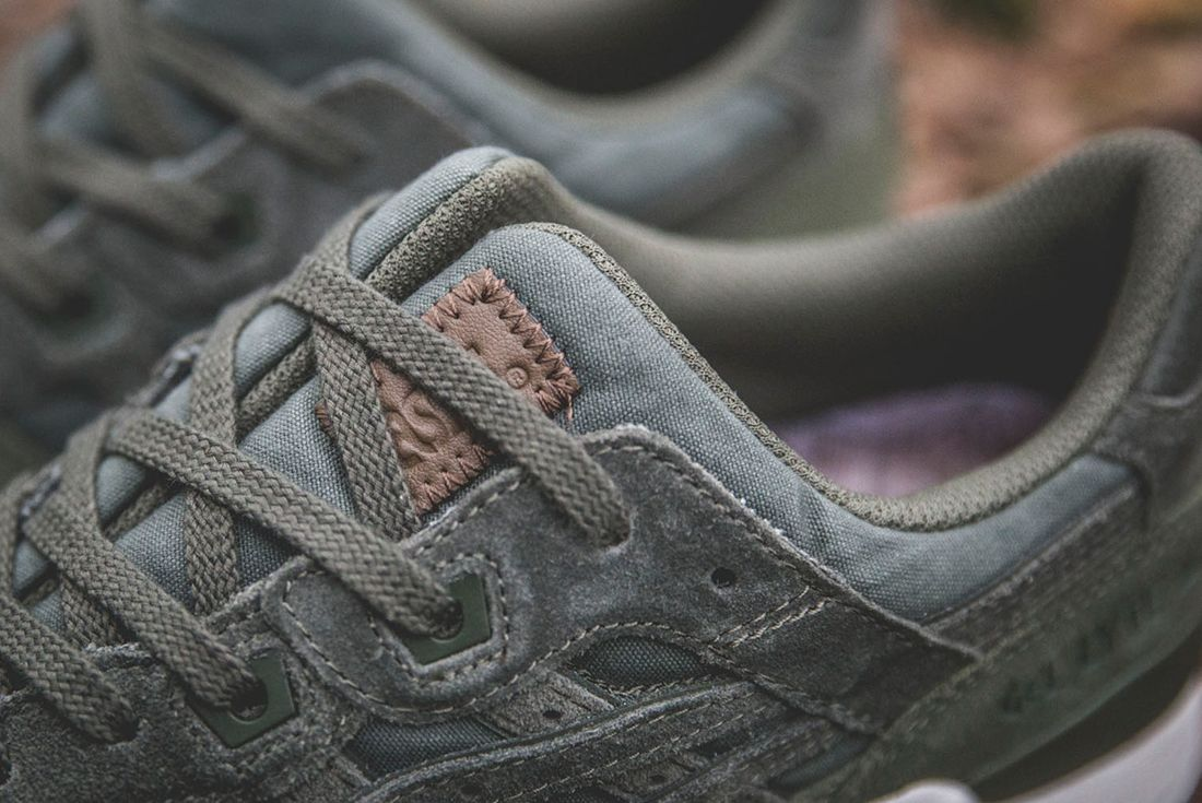 Sneakersnstuff X Asics Forest Pack11