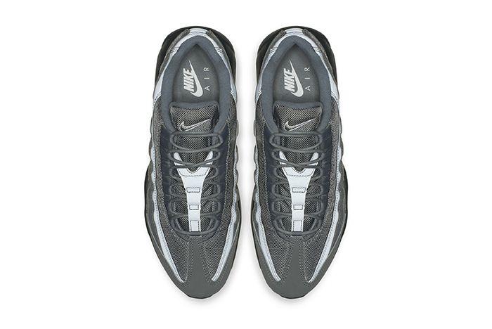 Nike Air Max 95 Grey Logo Swap 2