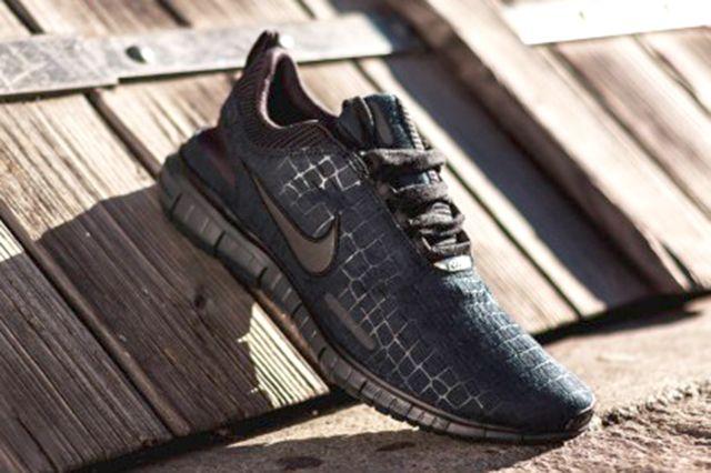 Nike Free Og Triple Black 3