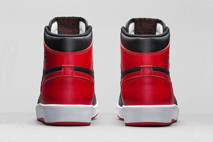 Air Jordan 1 5 Bred9