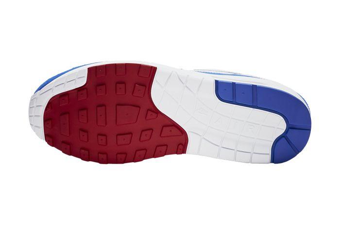 Nike Air Max 1 Premium Puerto Rico 2019 Cj1621 100 Release Date Outsole